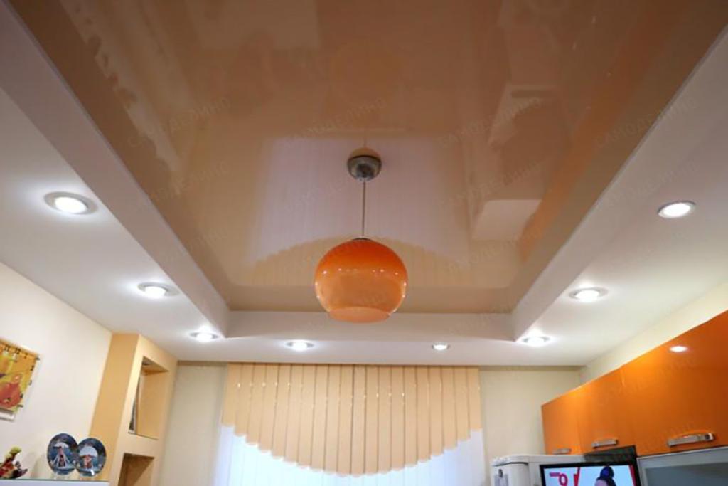 Натяжной потолок - влияние на здоровье